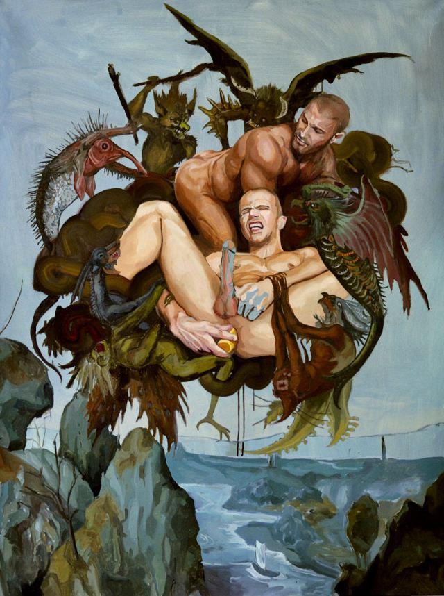Święty Antoni i Demony